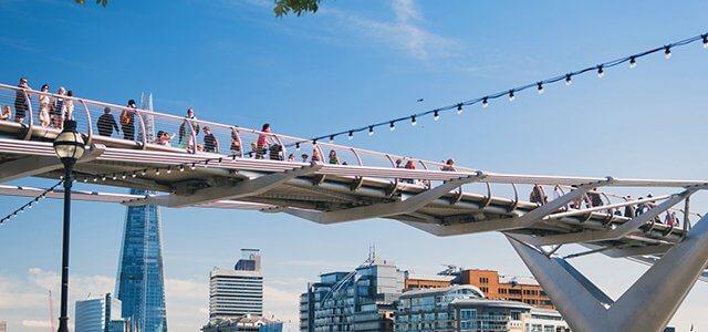 Je Londýn skutečně nej pro víkendovou dovolenou? Který Eurovíkend