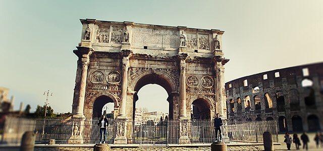 Zájezd do Říma na víkend, za poznáním a historií