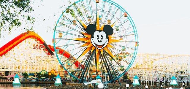 Zájezd o víkendu do Disneyland v Paříži, atrakce, zábava a zážitky