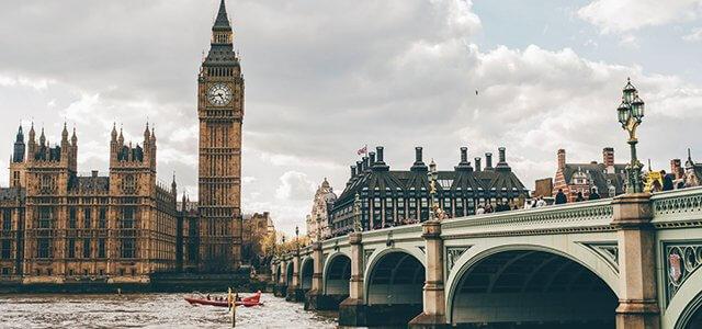 Zájezd do Londýna na víkend, letecky či autobusem