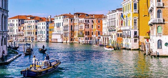 Poznávací zájezdy Benátky, poznejte historii a kulturu za víkend