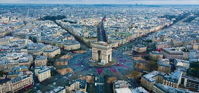 Poznávací zájezdy Paříž, poznejte historii a kulturu za víkend
