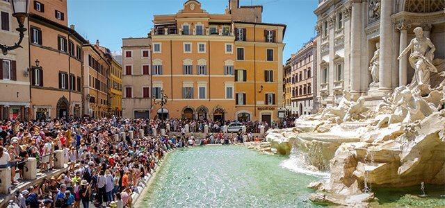 Eurovíkendy Řím, za poznáním, kulturou a zábavou na víkend do Itálie