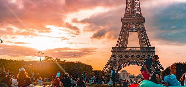 Eurovíkendy Paříž, za poznáním, kulturou a zábavou na víkend do Francie