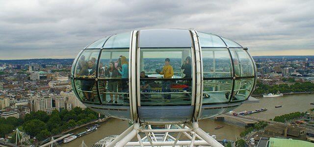 Eurovíkendy Londýn, za poznáním, kulturou a zábavou na víkend do Anglie