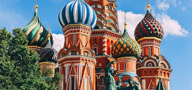 Eurovíkendy Moskva, za poznáním, kulturou a zábavou na víkend do Ruska