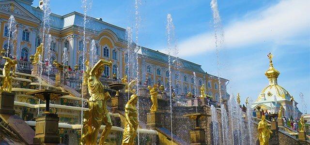 Eurovíkendy Petrohrad, za poznáním, kulturou a zábavou na víkend do Ruska