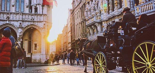 Eurovíkendy Bruselu, za poznáním, kulturou a zábavou na víkend do Belgie
