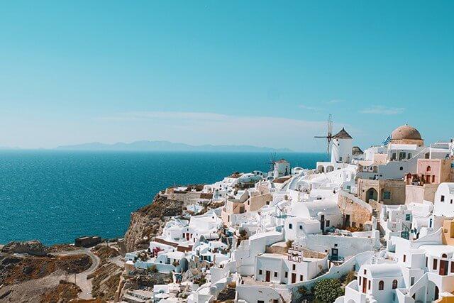 Přímořské hlavní město Atény