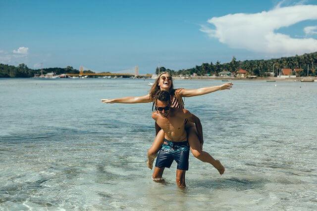 Tropický záliv Makadi