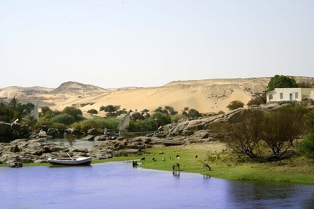 Plavba po Nilu za poznáním