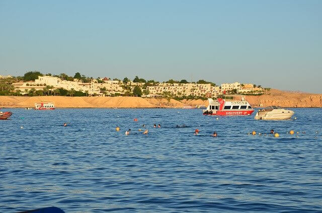 Nádherné Sharm El Sheikh