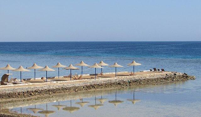 Nejpopulárnější egyptská Hurghada
