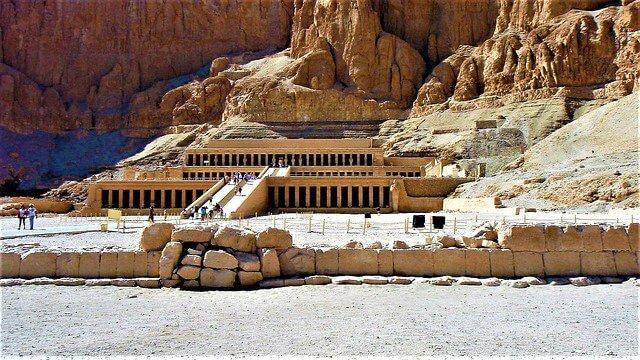 Historicky proslulý Luxor