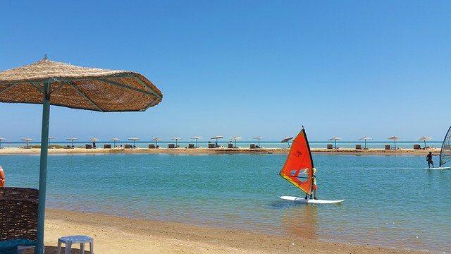 El Gouna stvořena pro luxusní dovolené<